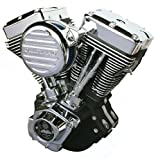 Ultima 127 C.I. Competition Series Engine-298-273-Black Finish