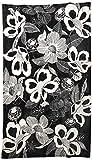 Vera Bradley Fleece Plush Throw Blanket, Bedford Blooms, 80' x 50'