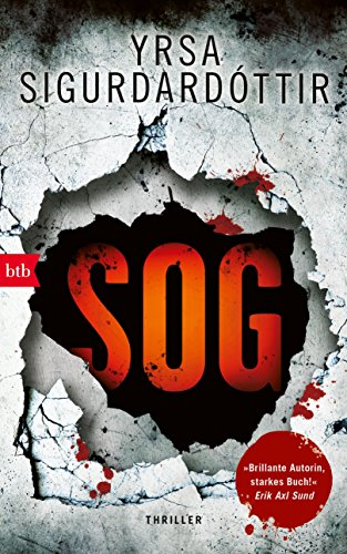 SOG: Thriller (Kommissar Huldar und Psychologin Freyja 2) (German Edition)