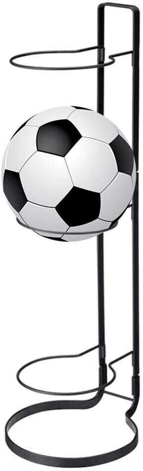 Super popular specialty store Basketball Discount mail order Storage Rack 3 In Ball Football Layers