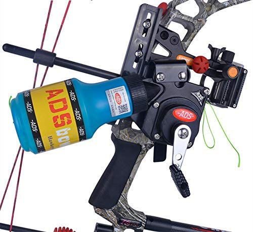 Bow Fishing Reel for Fish Hunting Tournament Shooting Reel for Right Hand Use
