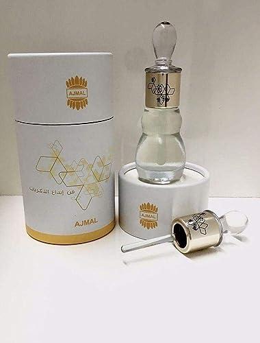 Ajmal Musk For Unisex 12ml - Perfume Oil