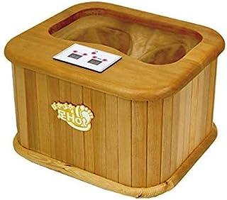 エスアイエス(SIS) 暖房関連グッズ 天然木 39×34.5×25cm 【水を使わず芯までぽかぽか、タイマー付き】 ZL-001S