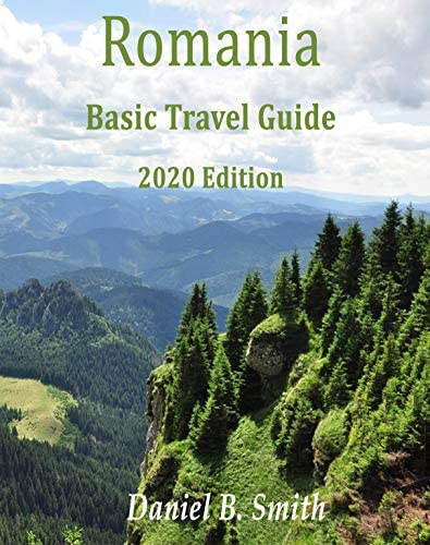 Romania Basic Travel Guide 2020 Edition product image