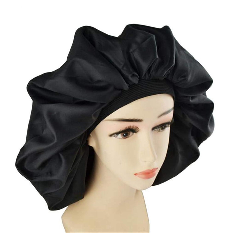 シュリンクおもしろいるLUXWELL(ラクスウェル)シャワーキャップ ヘアキャップ ヘアーターバン 入浴キャップ 帽子 お風呂、シャワー用 浴用帽子 便利 女性 弾性 防水 入浴 シャワーキャップ 再使用可能 保護