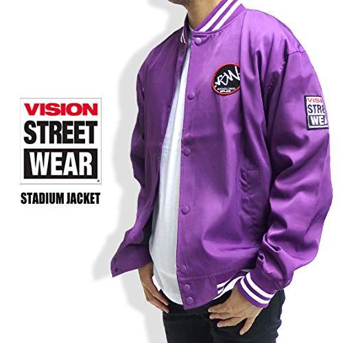 VISIONSTREETWEAR(ヴィジョンストリートウェア)『スタジアムジャケット』