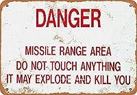 危険何も触れないティンサイン壁鉄の絵レトロプラークヴィンテージ金属板装飾ポスターおかしいポスター吊り工芸品バーガレージカフェホーム