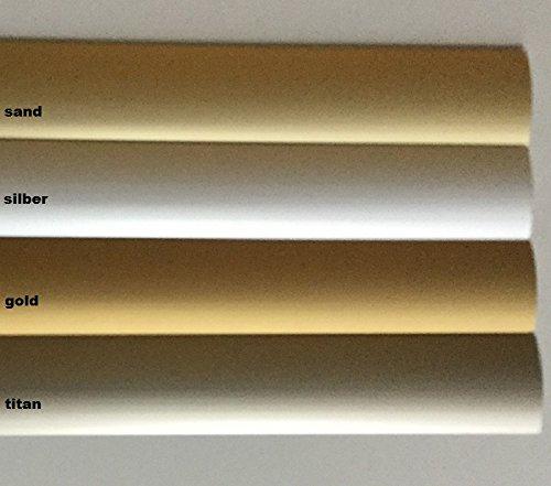 Kogels 503 S 100 holle vlak profiel aluminium zilver geanodiseerd 30/1000 mm