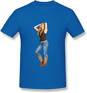 RZF Men's Sheryl Crow T-Shirt- RoyalBlue