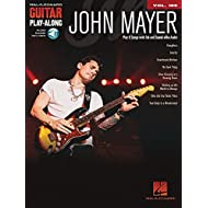 John Mayer: Guitar Play-Along Volume 189 (Hal Leonard Guitar Play-Along) (English Edition)