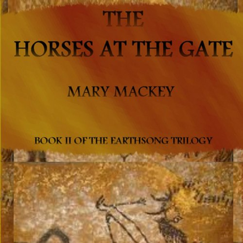 The Horses at the Gate audiobook cover art