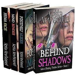 Adam Stanley Series 4 Book Box Set: A gripping psychological thriller series by [Netta Newbound]