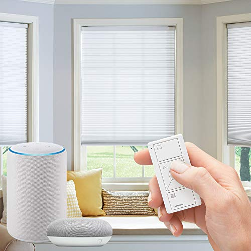 Serena Smart Shades by Lutron   Custom Automated Window Blinds   Light Filtering, Inside Mount  ...