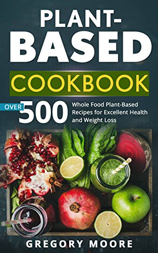cookbooks whole food plant based diet