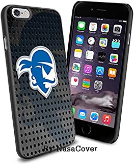 (Available for iPhone 4,4s,5,5s,6,6Plus) NCAA University sport Seton Hall Pirates , Cool iPhone 4 5 or 6 Smartphone Case C...