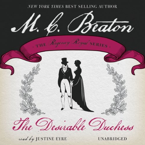 The Desirable Duchess audiobook cover art