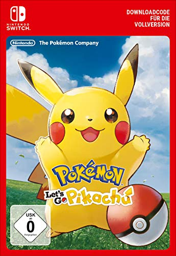 Pokémon: Let's Go, Pikachu! | Switch - Download Code