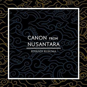 Canon from Nusantara