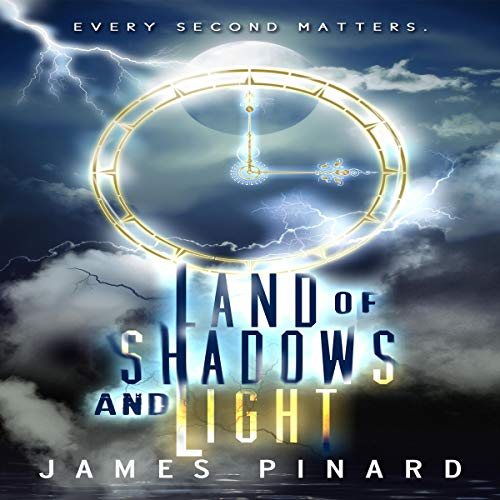 Couverture de Land of Shadows and Light