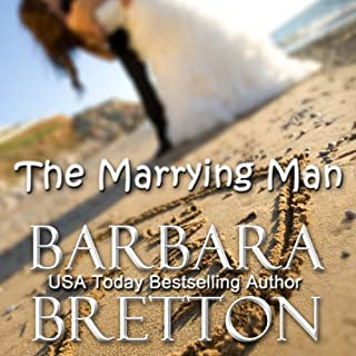 The Marrying Man audiobook cover art