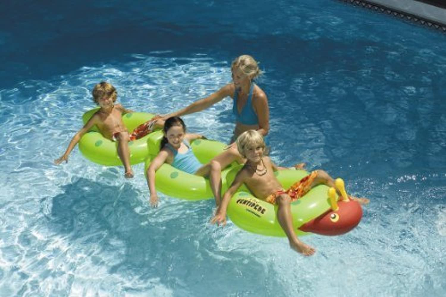 Centipede Floating Pool Tubes for 3 Kids by Not Found