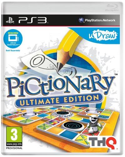 Pictionary: Ultimate Edition - uDraw (PS3) [Importación inglesa]