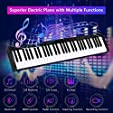Costzon 61-Key Portable Digital Piano, Upgraded Pr... #1