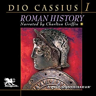 Roman History, Volume 1 cover art