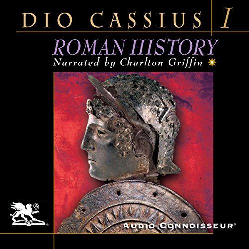 Roman History, Volume 1 audiobook cover art