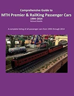 Comprehensive Guide to MTH Premier & Railking Passenger Cars
