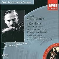 Brahms: Violin Concerto/Son 3