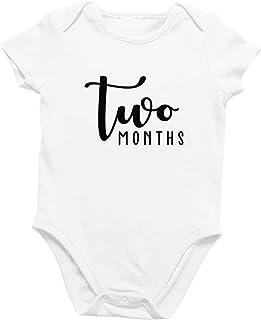 سالوبيت قطعة واحدة قطعة واحدة قطعة واحدة للأطفال الرضع - خزانة ملابس شهرية