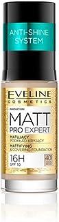 Eveline Matt Pro Expert Mattifying&Covering Fundation No. 401 Cool Beige, 30 ml