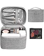 UMIA Makeup Bag Travel Cosmetic Bag/Case Toiletry Bag Brushes Bag for Women