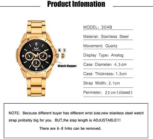Chenxi gold watch _image0
