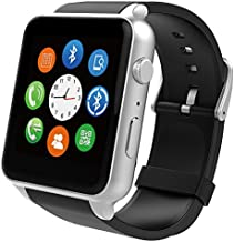 FENGSHI SuperWatch Smart Watch Bluetooth NFC Connectivity Sports Watch with Heart Rate Monitor,Touch Screen and Magnetic Charging for Android Apple IOS