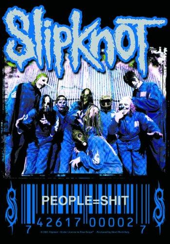 Slipknot - People=Shit Licensed Flags