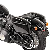 XL 883 L Craftride FL con piastra di fissaggio Sella Monoposto a molle per Harley Davidson Sportster 883 Low