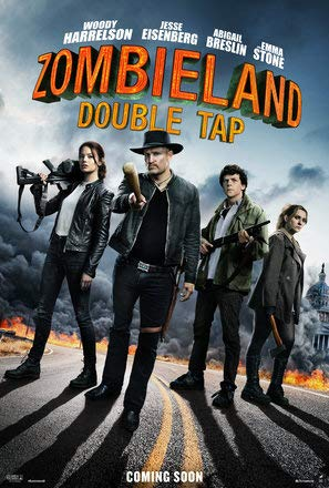 Zombieland : Double TAP – U.S Movie Wall Poster Print - 43cm x 61cm / 17 Inches x 24 Inches A2