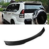 Ineedup ABS Rear Wing Spoiler Automotive Body Styling Kits Fits: for Lexus GX470 4-door 4.7L