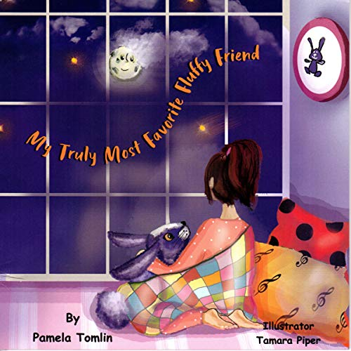 My Truly Most Favorite Fluffy Friend cover art