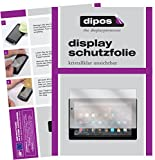 dipos I 2x Screen Protector compatible with Amazon Fire HD