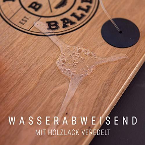 BeerBaller® Shot Pong Cherry – Beer-Pong als Shot Version! | TRINKSPIEL NEUHEIT 2020! | Ideal für Partys, Vorglühen, Festival, JGA oder als Geschenkidee - 3