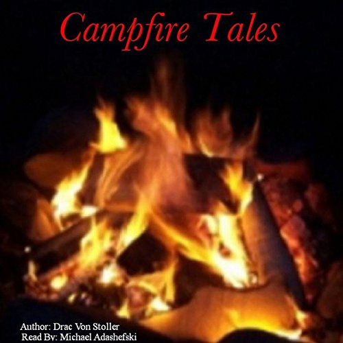 Campfire Tales audiobook cover art