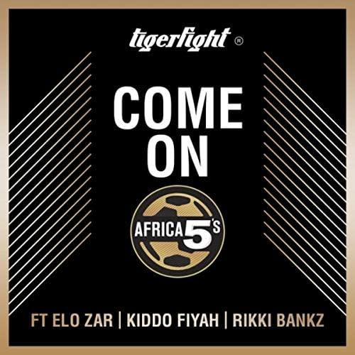 Tigerfight, Rikki Bankz & Kiddo Fiyah feat. Elo Zar