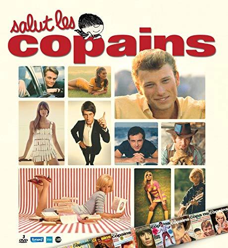 Salut Les Copains-Coffret 3 DVD [Édition Collector Limitée]