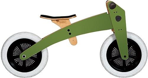 Wishbone Bike Grün - 2 in 1 - Farbe Grün