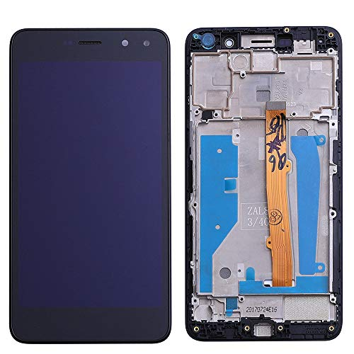 Display LCD + Touch Screen + Frame Huawei Nova Young Y6 Y5 2017 MYA-L11 L41 Nero