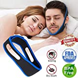 Best Snoring Aids - Anti Snoring Chin Strap Ajustable Stop Snoring Solution Review