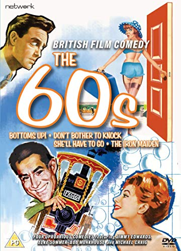 British Film Comedy: The 60s [DVD]